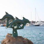 Rhodos stad haven